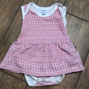 Toobydoo Summer Dress - Size 0-3M